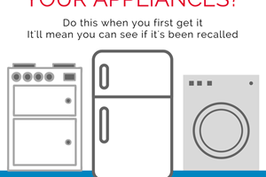 Do you know if your tumble dryer and other appliances are safe?