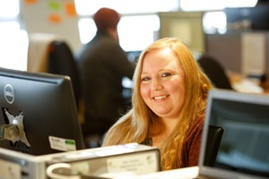 Faces of mhs: meet Jen from our ICT team