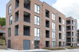 Transformational housing development to provide seventy-seven homes in Chatham is complete