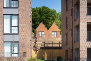 Chatham development is highly commended by Kent Housing Group