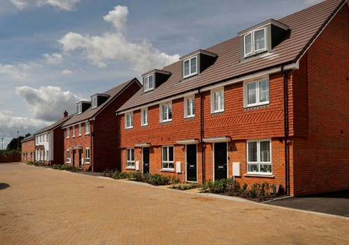 Shared ownership homes Langley Maidstone