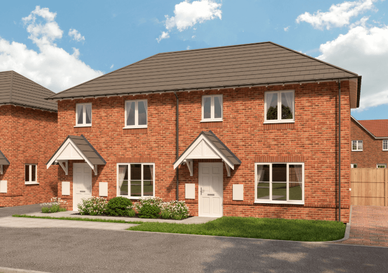 Church Street, Maidstone shared ownership | mhs homes