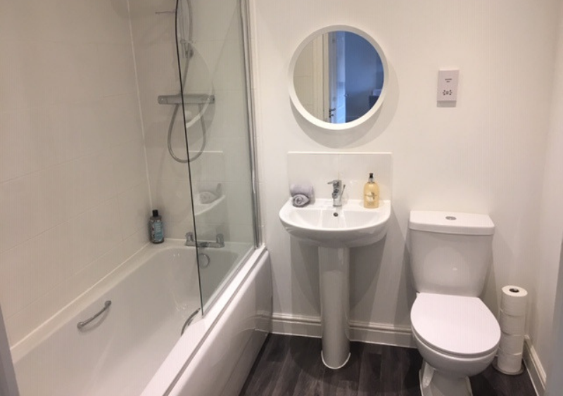 Ebbsfleet, Claygate bathroom | mhs homes
