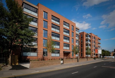 Corporation Street, Rochester shared ownership and rent | mhs homes